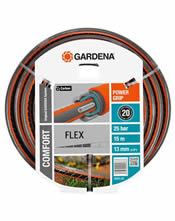"""Λάστιχο 13 mm (1/2"""") 15 μέτρα Gardena Comfort Flex (18031)"""