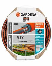 """Λάστιχο 15 mm (5/8"""") 25 μέτρα Gardena Comfort Flex (18045)"""