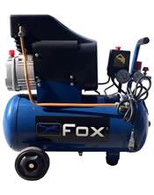Αεροσυμπιεστής (25lt - 2HP) FOX FL25/2