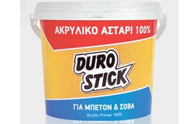 DUROSTICK ΑΚΡΥΛΙΚΟ ΑΣΤΑΡΙ