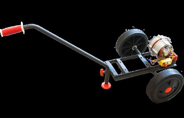 Δυναμό Ελαιοραβδιστικού (χωρίς κινητήρα) 100Amp YAMASTIK