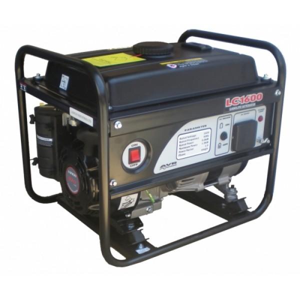Μονοφασική Γεννήτρια 1,6KVA (1,3KW) Bενζίνης Loncin LC-1600