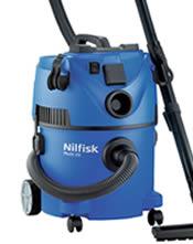 Σκούπα υγρών στερεών 20lt 1400W Nilfisk Multi 20 T