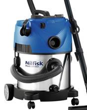 Σκούπα υγρών στερεών 20lt 1400W Nilfisk Multi 20 Inox