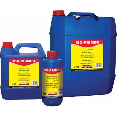 Isomat ISO PRIMER Aστάρι επαλειφόμενων, ελαστομερών στεγανωτικών