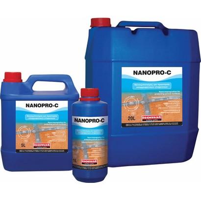 Isomat NANOPRO-C Νανοεμποτισμός για προστασία απορροφητικών επιφανειών