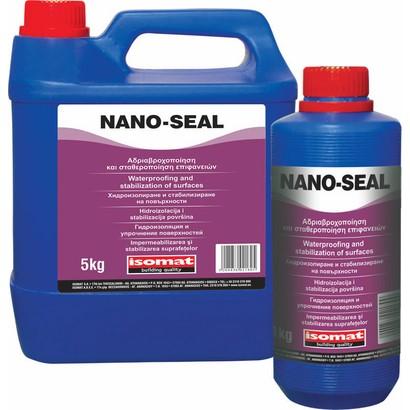 Isomat NANO SEAL Αδιαβροχοποίηση και σταθεροποίηση επιφανειών