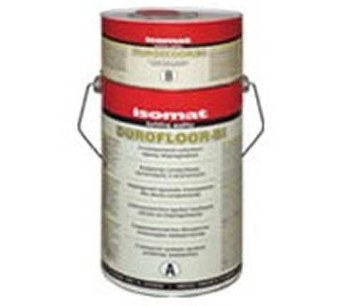 Isomat DUROFLOOR-BI Διαφανής εποξειδικός εμποτισμός 2 συστατικών