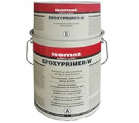Isomat EPOXYPRIMER-W Eποξειδικό υδατοδιαλυτό αστάρι 2 συστατικών