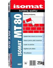 Isomat MT 80 Λάσπη κτισίματος