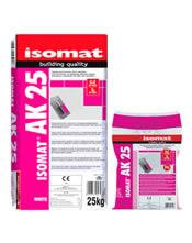 Isomat AK 25 25Kg Ελαστική κόλλα ενός συστατικού για εφαρμογές υψηλών απαιτήσεων