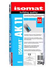 Isomat AK 11 - Ρητινούχα κόλλα πλακιδίων γρανίτη και γενικά μη απορροφητικών πλακιδίων