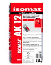 Isomat AK 12 - Υψηλής ποιότητας ρητινούχα κόλλα πλακιδίων γρανίτη και γενικά μη απορροφητικών πλακιδίων