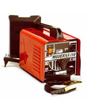 Ηλεκτροκόλληση (2,5kW - 140Amp) TELWIN MODERNA 150 ACD