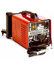 Ηλεκτροκόλληση (2,5kW - 140Amp) TELWIN NORDICA 1800 ACD