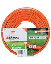 """Λάστιχο 13 mm (1/2"""") 30 μέτρα Gardena Standard (8507)"""