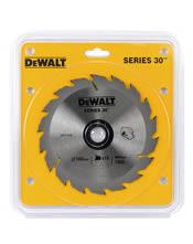 Δίσκος κοπής σταθερού πριονιού 160mm DeWALT DT1143