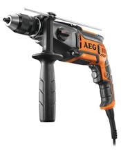 Κρουστικό Δράπανο 2 ταχυτήτων 850W AEG SB2E850R