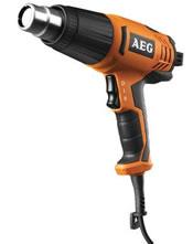 Πιστόλι θερμού αέρα 1500W AEG HG560D