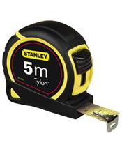Μετροταινία 5m - 19mm Tylon Stanley 30-697