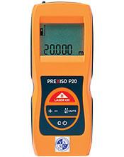 Μετρητής Αποστάσεων Λέιζερ 20m PREXISO P20