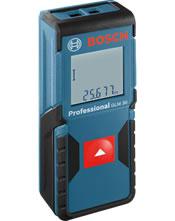 Μετρητής αποστάσεων με λέιζερ GLM 30 Professional 0601072500