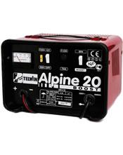 Φορτιστής μπαταριών TELWIN ALPINE 20 BOOST 12-24V