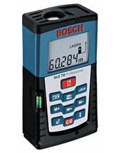 Μετρητής αποστάσεων με λέιζερ DLE 70 Professional 0601016600