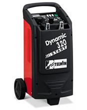 Φορτιστής εκκινητής μπαταριών TELWIN DYNAMIC 320 12-24V