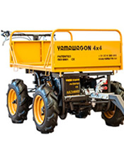 Μεταφορικό καρότσι YAMASTIK YAMAWAGON 4×4