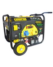 Γεννήτρια Βενζίνης - Υγραερίου CHAMPION CPG3500E2-DF 2800 Watt (220v)