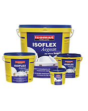 Στεγανωτικό ISOMAT ΙSOFLEX AEGEAN Λευκό 1 kg