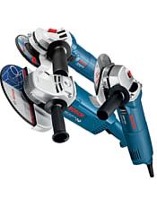 Σετ γωνιακοί τροχοί Bosch GWS 20-230 JH Professional, GWS 1000 Professional και GWS 750 Professional (0615990H20)