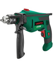 Κρουστικό Δράπανο 13mm 810W Verto 50G512